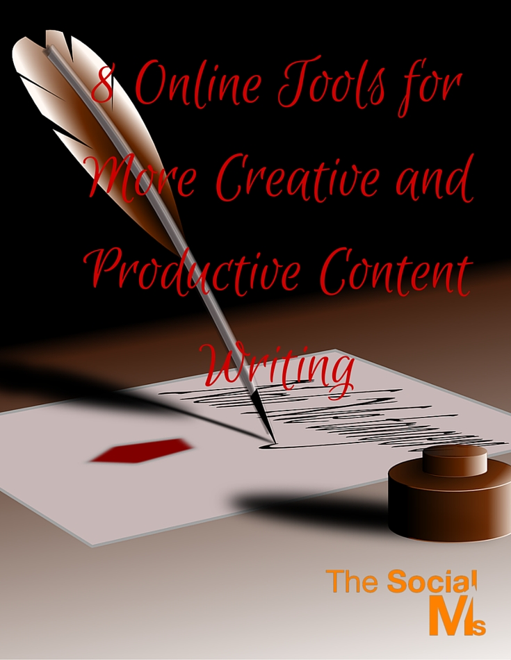 """Creative"" and ""productive"" are sometimes mutually exclusive concepts when it comes to content writing. These tools can help you with your content writing."