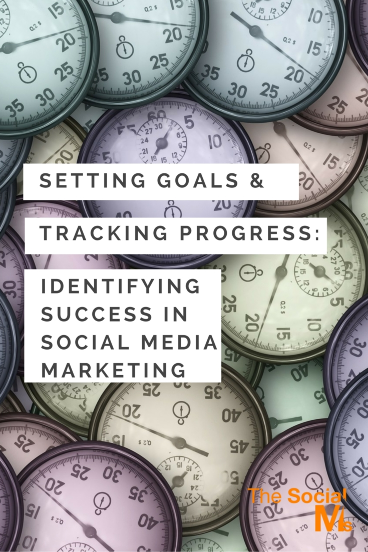 Setting goals, using metrics and monitoring progress – will get your social media marketing on the right track
