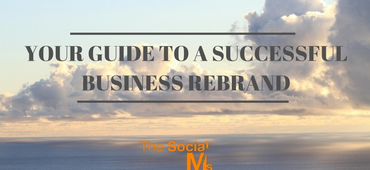 Your Guide to a Successful Business Rebrand