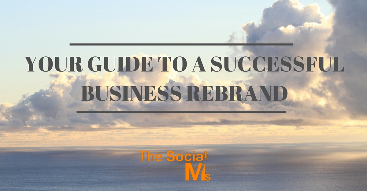 blog.thesocialms.com - Susanna Gebauer - Your Guide to a Successful Business Rebrand