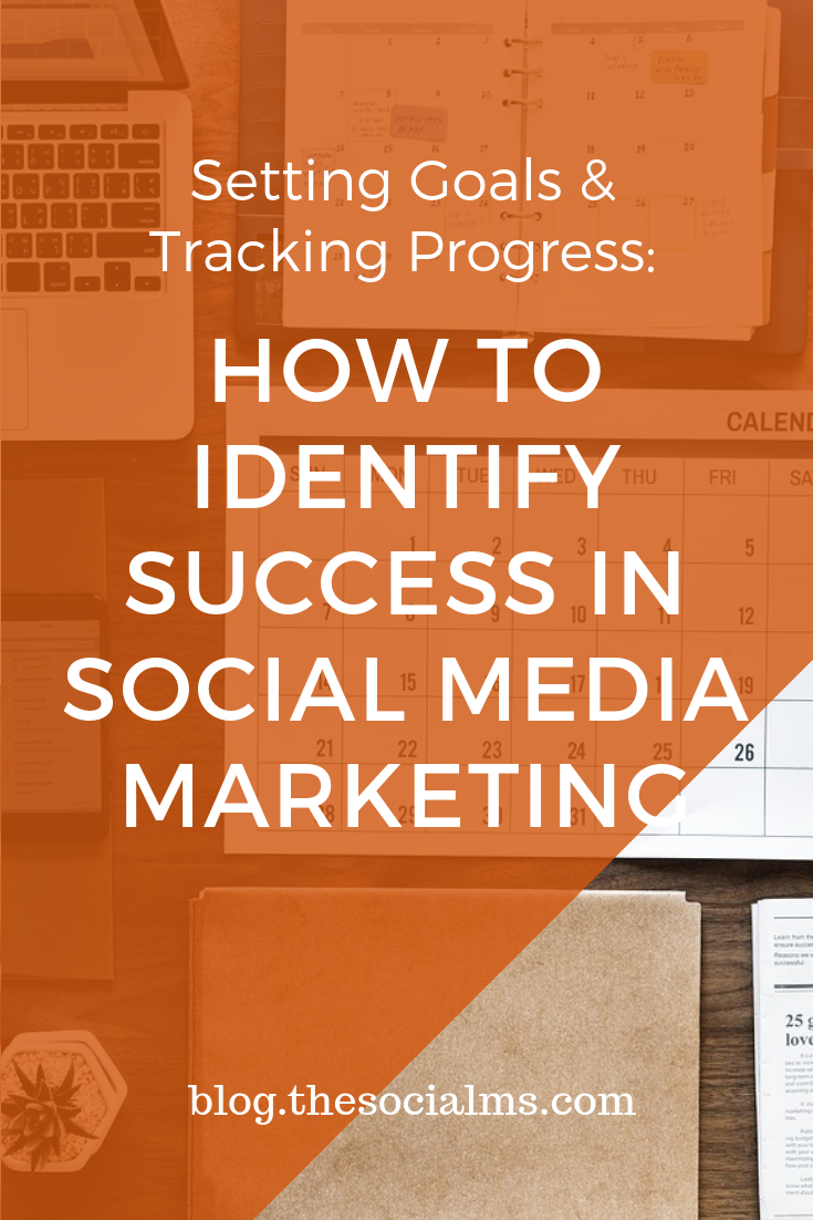 without a clear goal in mind, all activities in social media tend to be unfocused. If that is the case, most of the time you will not get the best results from your social media marketing efforts. Here is how to use goals and how to track your progress. #socialmediamarketing #socialmediasuccess #socialmediagoals #socialmedatips #socialmedia