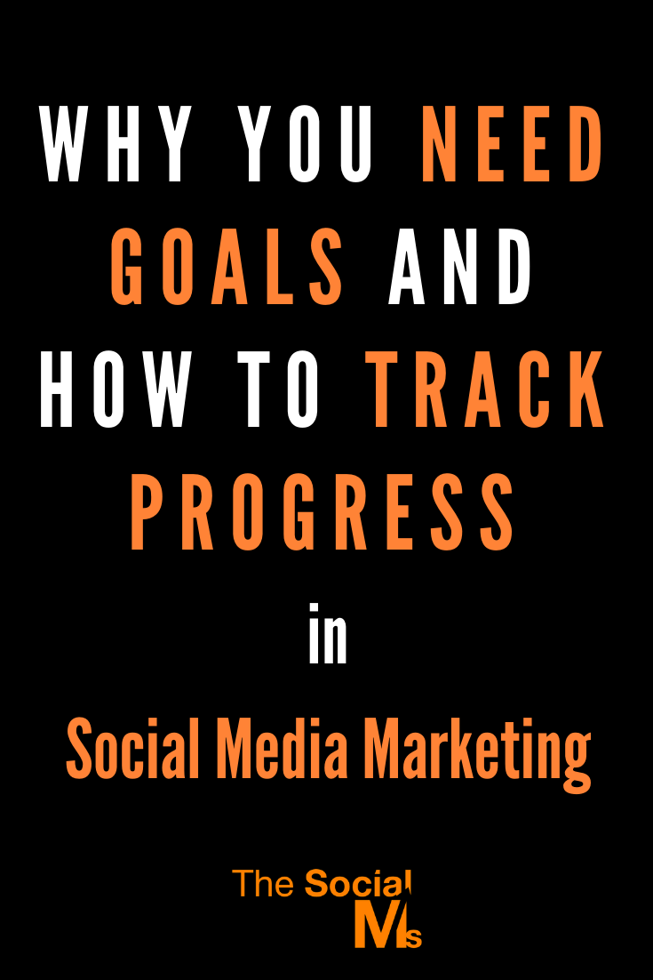 To get the best results from the effort you put into your social media activities, you need to set goals and have a clear idea on how you figure out if you are making any progress to reach your goals. #metrics #marketingstrategy #onlinemarketing #socialmediastrategy #socialmediamarketing #socialmediatips #analytics #marketingdata #monitoring