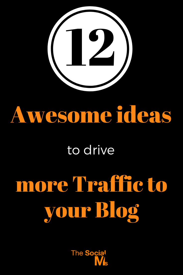 One of the biggest challenges for bloggers is to drive more traffic to their new blog. How to find and grow an audience, to attract readers and how to get the first people to share your blogs, is not a trivial question. #trafficgeneration #blogtraffic #bloggingtips #blogging101 #bloggingforbeginners