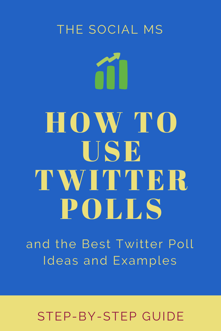 Twitter has many features that you can use but do not have to use. One feature that you should know about and consider for your Twitter strategy are Twitter polls. This type of tweet allows you to ask your audience questions and get a weighted answer from your Twitter crowd. Here is everything you need to know about how you can use Twitter polls to increase your Twitter marketing success, plus some examples you can use for Twitter poll inspiration. #twitter #twitterfeature #twittertip #twitterengagement #twitterpoll #twittermarketing #twitterhack #twitterstrategy
