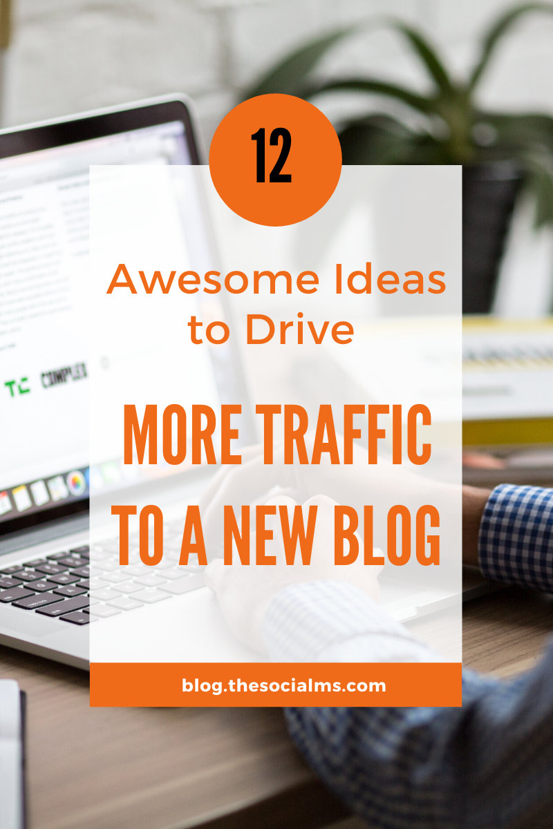 One of the biggest challenges for bloggers is to drive more traffic to their new blog. How to find and grow an audience, to attract readers and how to get the first people to share your blogs, is not a trivial question. Here are some ideas for you to boost your traffic #blogtraffic #trafficgeneration #blogging101 #startablog #bloggingforbeginners #bloggingtips