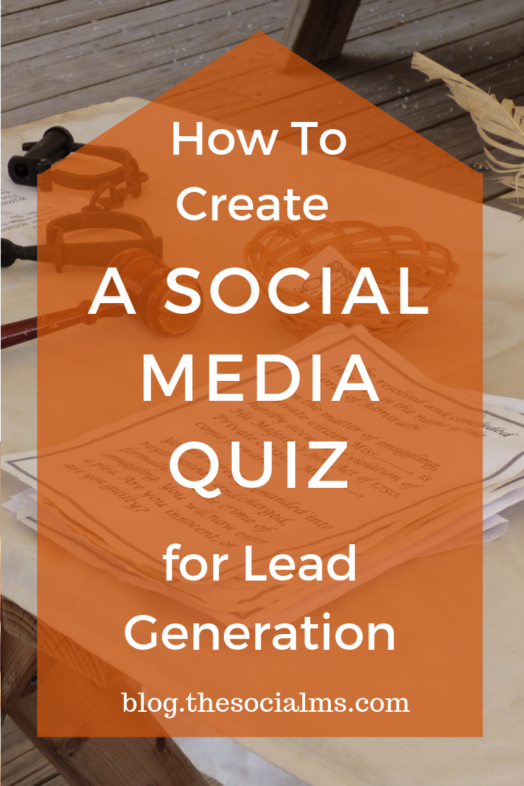 The social media quiz is more than capable of competing with its content types. Quizzes not only increase audience participation, but they've also been known to drive revenue and most importantly for marketers, generate leads. #socialmedia #contenttypes #contentcreation #leadgeneration #salesfunnel #contentmarketing #socialmediatips