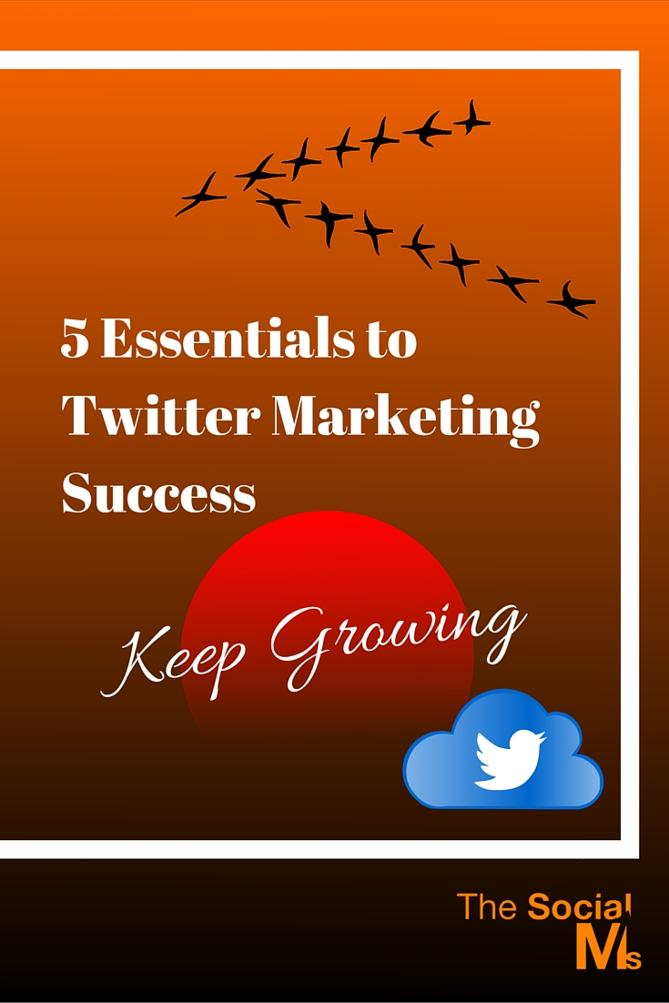 The most important fact about Twitter marketing success is: It is there for everyone to grab, even you!