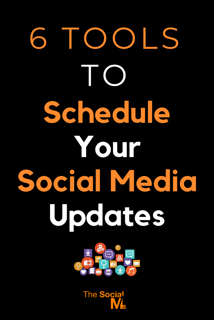 Scheduling updates in social media is very powerful. Here are the scheduling tools that will help you save time and be active while you are busy with your job - or not busy at all. scheduling tools, schedule social media #socialmediatools #socialmediascheduling #socialmediatips #socialmediamarketing