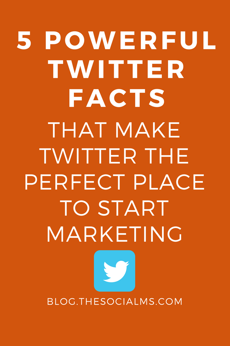 Do you know what makes Twitter a perfect starting point for marketing? Here are the powerful Twitter facts that will lead you to Twitter marketing success. Twitter marketing tips, Twitter tips