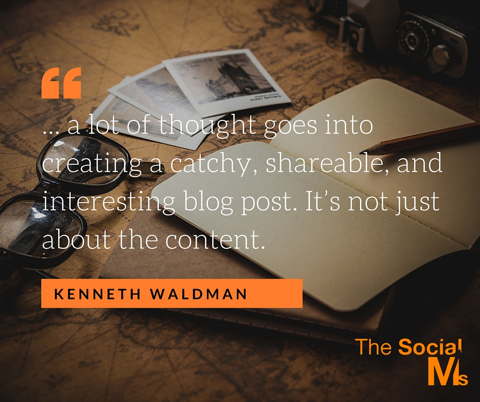 Creating a Blog post quote (2)