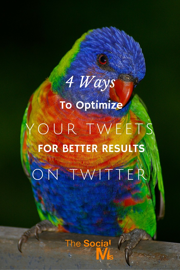 Is your audience not responding to your efforts on Twitter, as you want them to? You are missing out on the best ways to optimize your tweets for better results!
