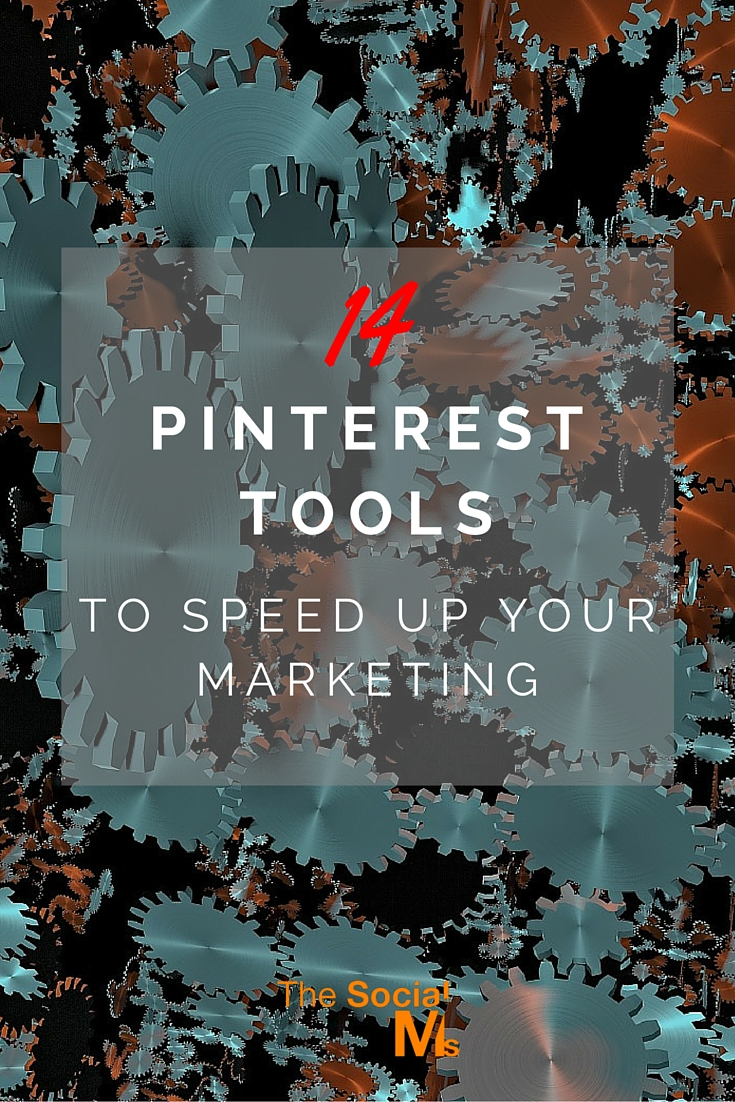 Pinterest Tools make the life of entrepreneurs much easier. Here are 14 helpful tools to save time and get more out of your efforts.