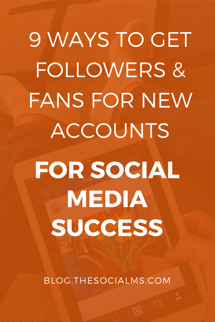 In social media marketing it can be difficult to get followers, and the first followers for a new account are the hardest social media followers to get.