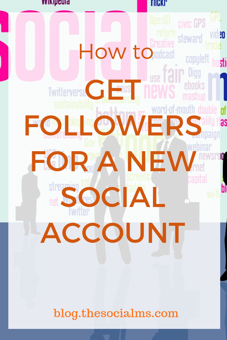 In social media marketing finding the first followers for a new account is always the hardest part of growing a social media presence. Here are 9 ways how to grow your social media followers. #socialmedia socialmediaaudience #socialmediafollowers #socialmediatips
