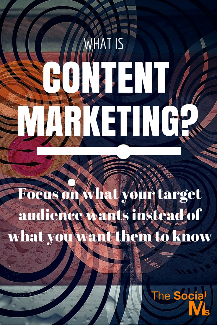 Content marketing deserves a little more focus on what it is and what it can do for you. Content Marketing is a lot more than creating content for SEO.