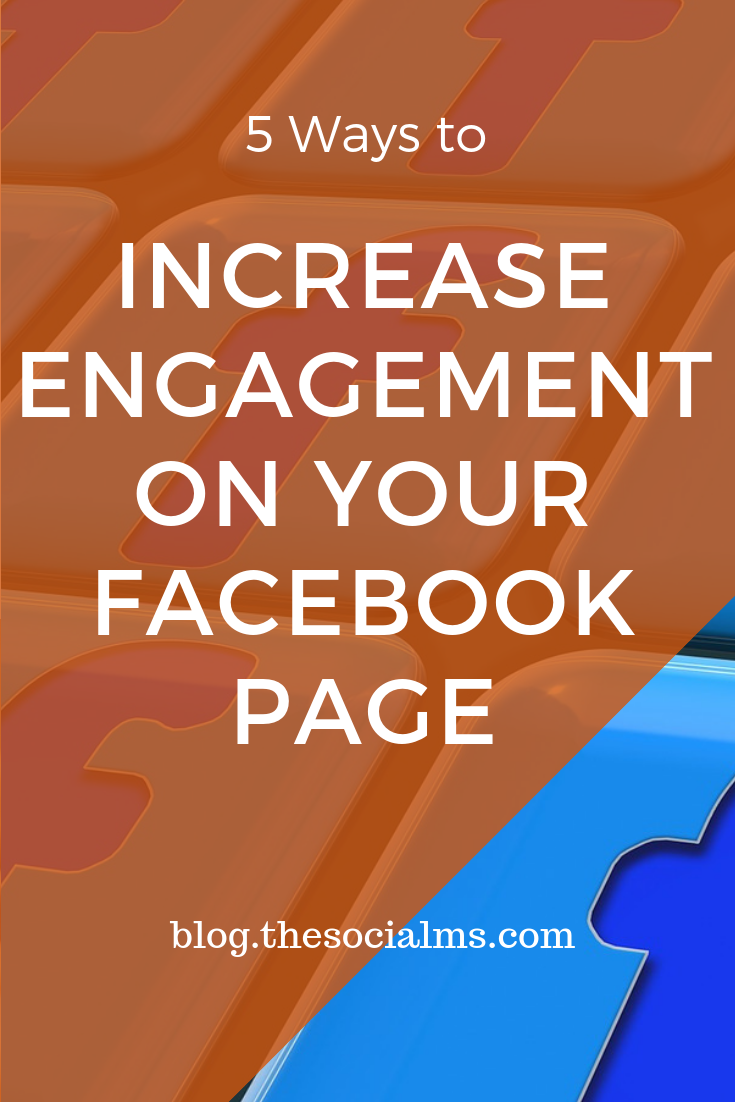 That is because engagement shows Facebook that your audience cares about you and your posts, and Facebook will pay you back with more reach. Here are some tips how you can increase engagement on your Facebook page. #facebook #facebookengagement #facebooktips #facebookmarketing
