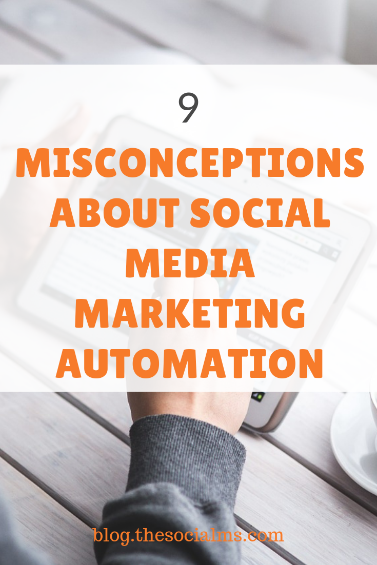 social media marketing automation is not at all bad. If you want to scale your marketing you will need automation. And here is why! #socialmedia #socialmediaautomation #marketingautomation #socialmediamarketing
