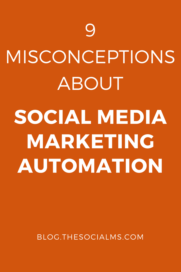 I often read that social media marketing automation is bad, that I should never do it. The truth is: social media marketing automation can be very useful.