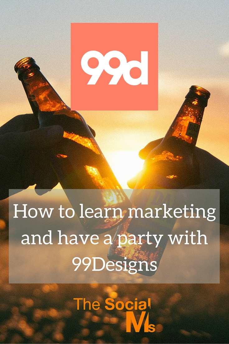 99Designs Marketing Party