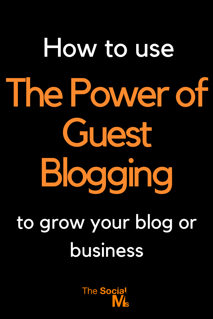 Guest blogging is a powerful marketing strategy for digital marketers who know how to use it. Through guest blogging alone, you can go from an unknown, to become a web celebrity. Through guest blogging alone, you can build a successful business on the web. #guestblogging #guestposting #bloggingtips #bloggingbusiness #blogging101 #bloggingsuccess #onlinebusiness