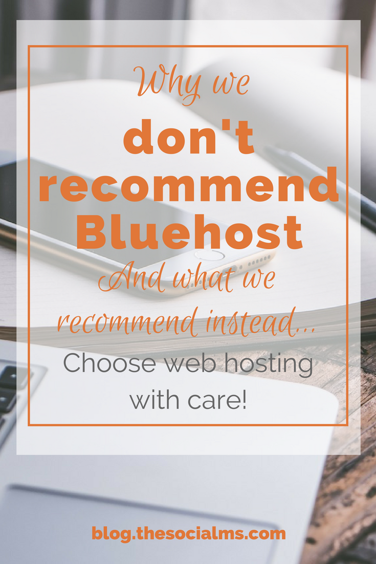 Many bloggers and influencers recommend Bluehost for web hosting. We don't recommend hosting with Bluehost - in fact we had a really bad experience with them. Instead we recommend hosting with Cloudways. Here is why and how you can switch from Bluehost to Cloudways. how to choose web hosting, web hoster, which is the best web hosting services, hosting website, webpage hosting, hosting website services
