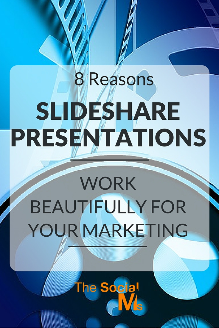 Slideshare presentations are a vast opportunity for finding an audience, branding, upgrading content and driving traffic.