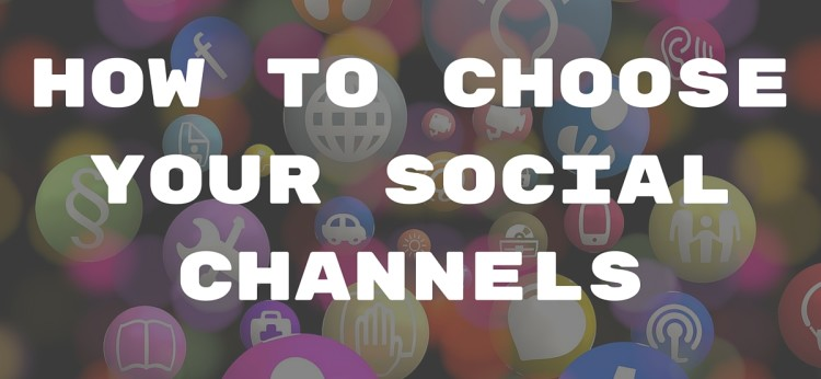 How to determine the best social channels to be active in and 10 questions to help you find the optimal answer for your special situation.