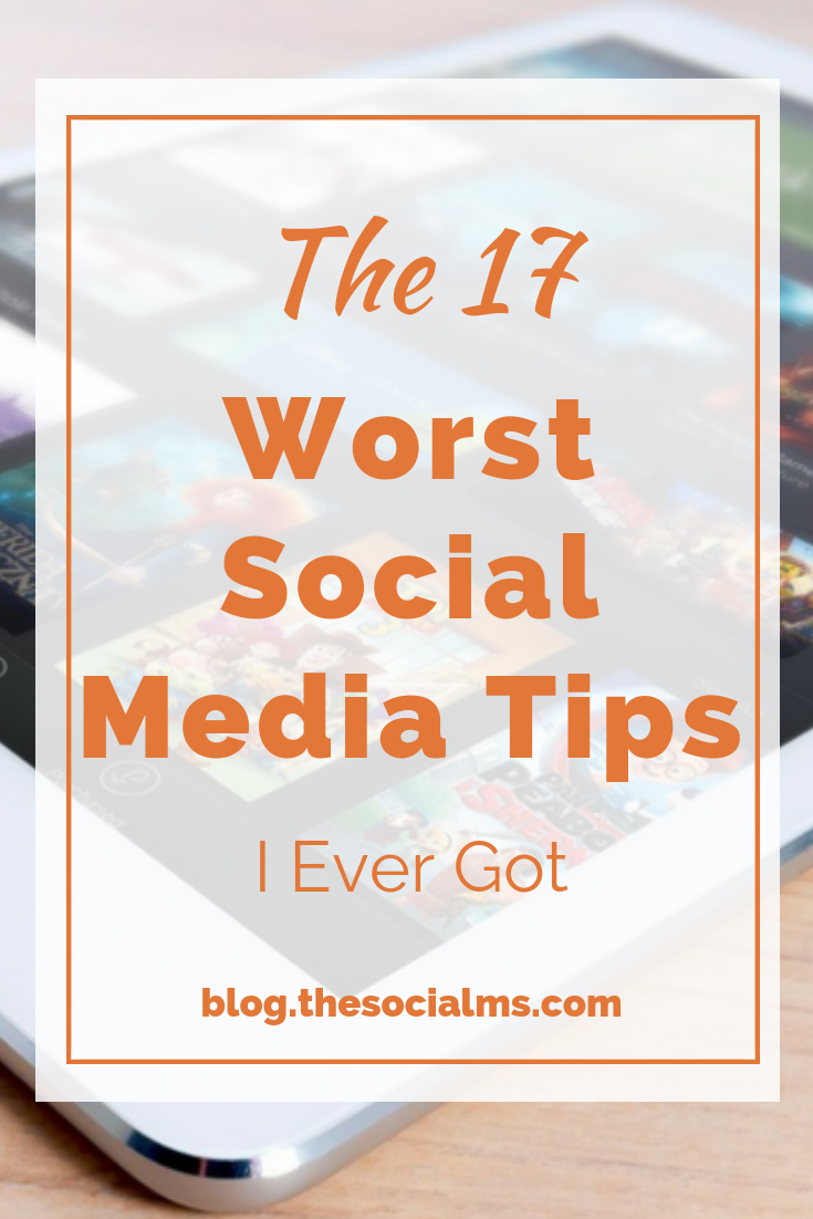 There is some bad social media advice out there. Some so-called experts keep these social media tips afloat, listening to these bad social media tips can easily break your success. It is hard to figure out which advice to follow and which tips to ignore. #socialmediatips #socialmediaadvice #socialmediamistakes #socialmediastrategy