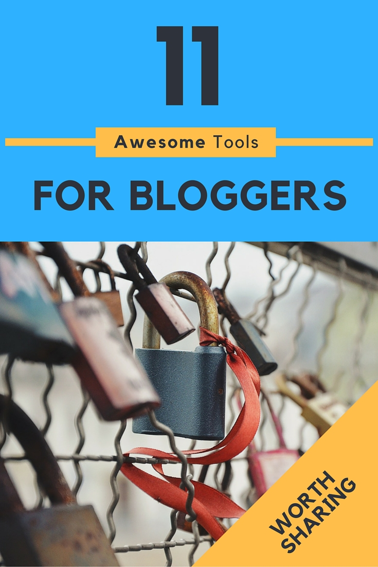 Blogging for Beginners, Blogging Tools