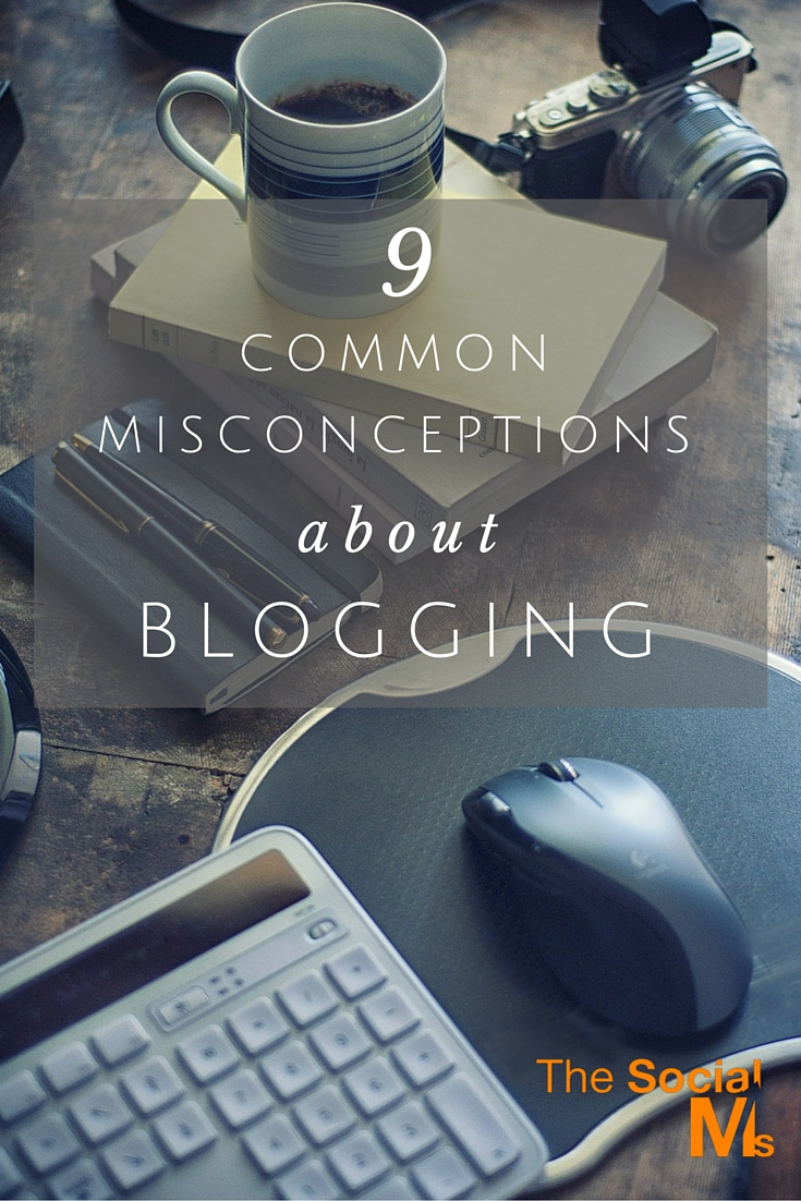 Here are some of the misconceptions about blogging, which can easily lead your blogging efforts to failure. Do not make them!