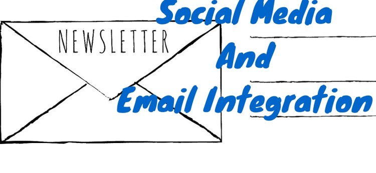 Social MediaAndEmail Integration