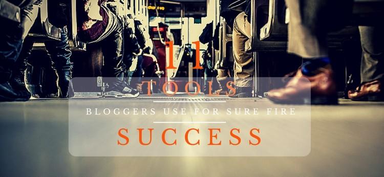 Blogging Tools Success