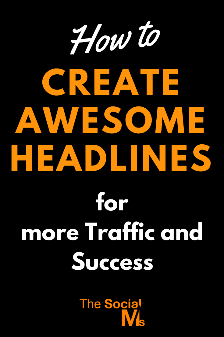 8 out of 10 people will read your headline copywhile only 2 out of ten will actually read your content. here are 8 things you should absolutely consider before you choose your headline #headlines #contentcreation #blogpostcreation #blogwriting #bloggingtips #blogging101