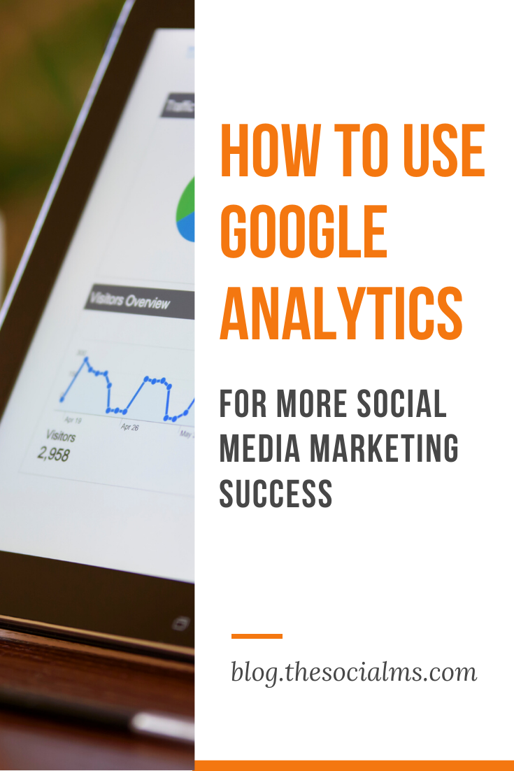 Google Analytics is one of the most popular tools that digital marketers have come to rely on to measure social media success. Here's how to make the most of this ubiquitous tool for more social media marketing success. #googleanalytics #monitoring #marketingmetrics #socialmediamarketing #socialmediatips