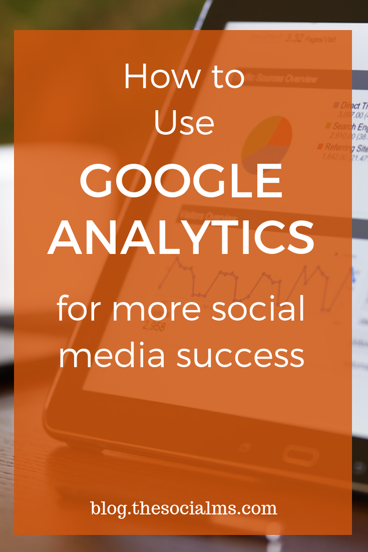 It is a challenge to quantify how social media contributes to the overall business success. Find out how you can use Google Analytics to find more social media success. #googleanalytics #bloganalytics #socialmediaanalytics #socialmediastrategy