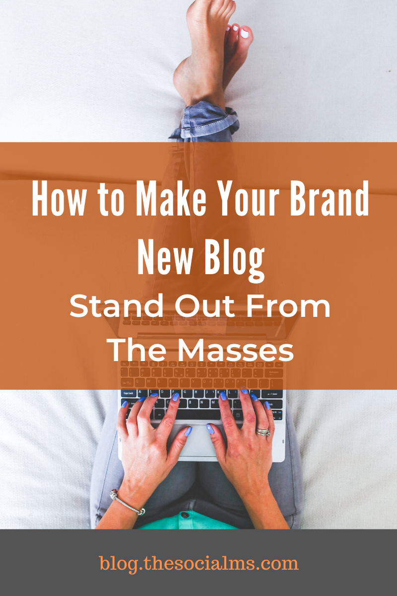 Boosting a new website is not an easy task, especially since blogging competition is fierce, including hundreds of thousands of competitors in any niche. Getting your voice to stand out from such a crowd can feel impossible, but you can make new blog stand out. #bloggingtips #blogging101 #bloggingforbeginners #startablog #bloggingsuccess #onlinebusiness