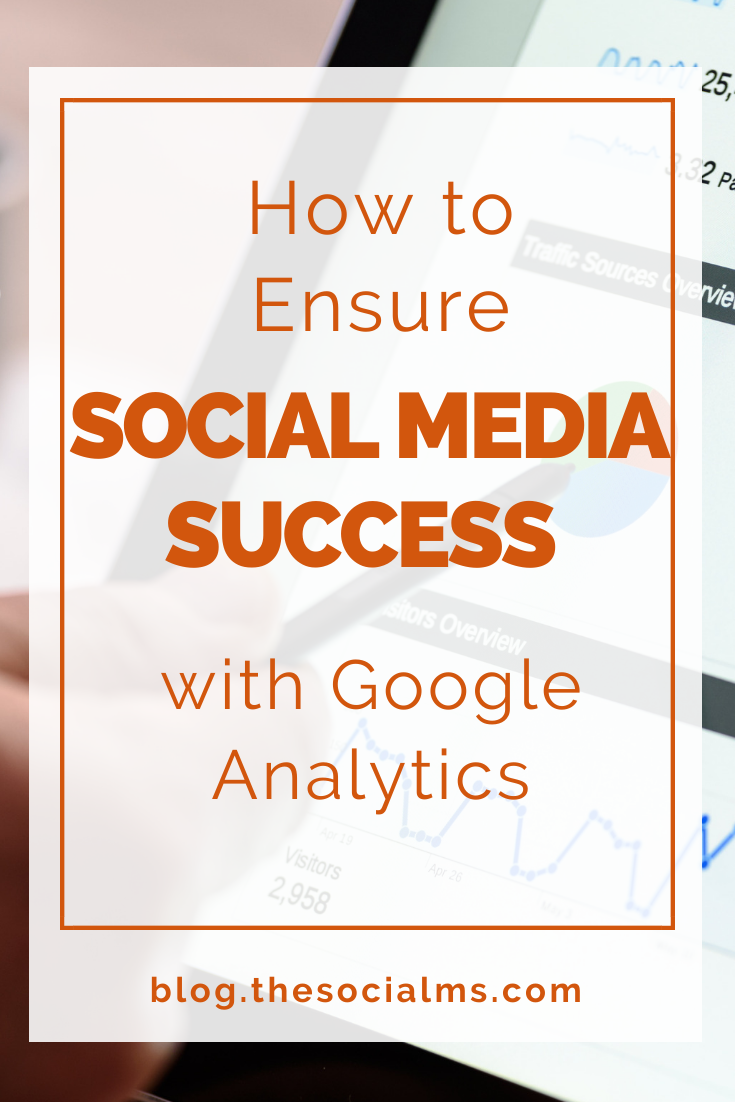 it can be challenging to quantify exactly how your social media strategy contributes to the overall business success. Google analytics will help you to figure out what works in your social media and what should be optimized. #socialmedia #googleanalytics #monitoring #socialmediametrics #socialmediatips #socialmediamarketing #bloganalytics