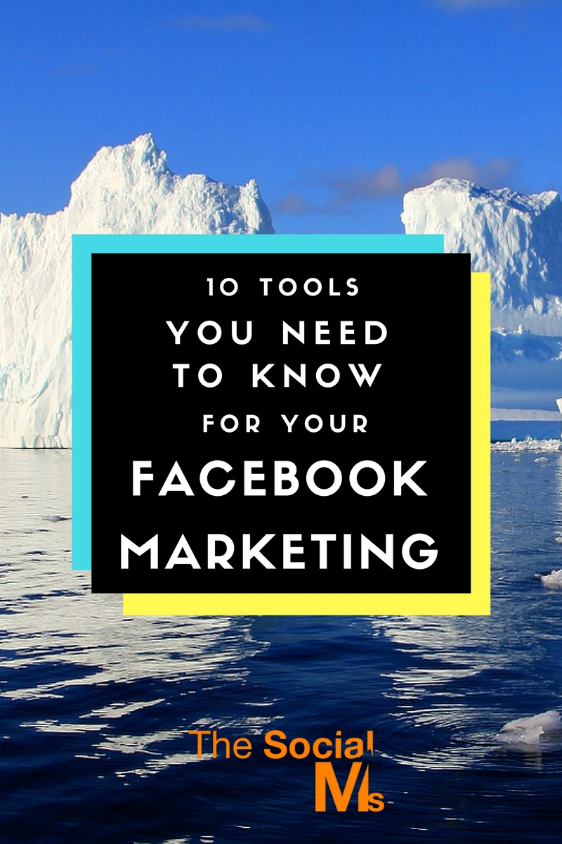 There are also some very useful tools for Facebook marketing. Here is our list of tools to help you with your Facebook marketing success.