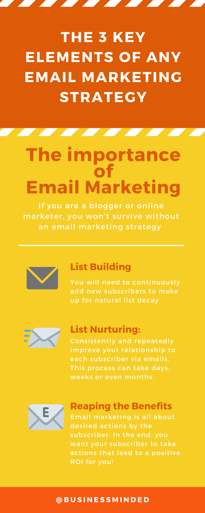 an overview of how good email marketing works and how you can start doing great email marketing yourself. We will start with a quick overview of the key elements of email marketing #emailmarketing #newslettermarketing #listbuilding #salesfunnel #leadgeneration
