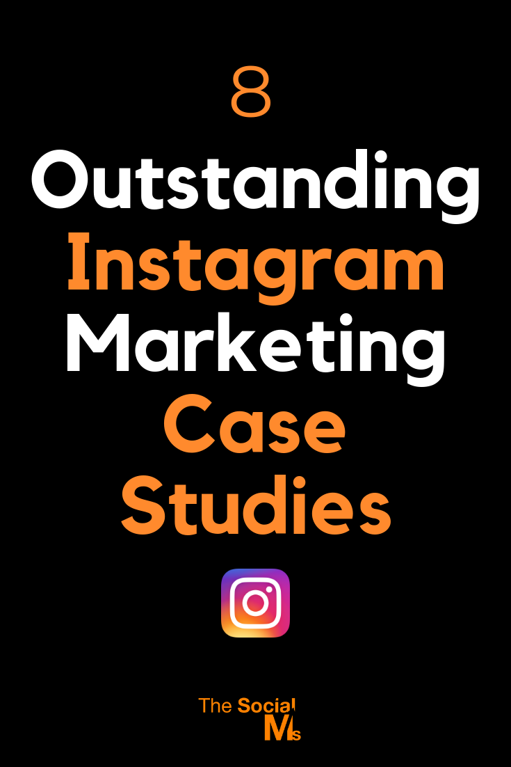 There are many different ways to use Instagram marketing – for more personal accounts and brands and businesses. Learn from these great examples and Instagram marketing case studies. #instagrammarketing #instagramtips #instagramstrategy