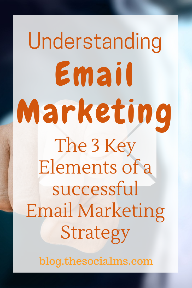 Email Marketing: No Blogger, online marketer or marketing executive can survive without it. But if you are just starting out, you may feel left alone! Here are the key elements you need for a successful mail marketing strategy. #emailmarketing #emailfunnel #bloggingsuccess #bloggingtips