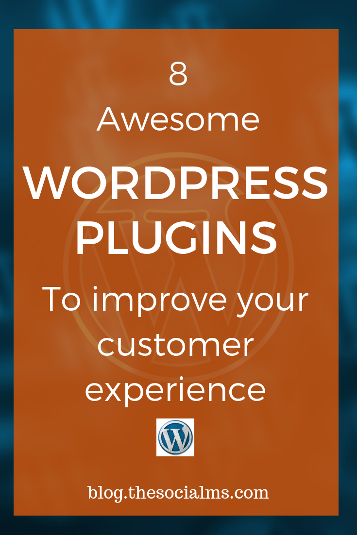Many lesser-known WordPress plugins allow users to implement simple solutions to complex problems and allow you to greatly improve the user experience! These plugins will help you to improve your blog an user experience and help you to convert more leads and customers directly on the blog. #wordpress #bloggingtips #userexperience #bloggingsuccess