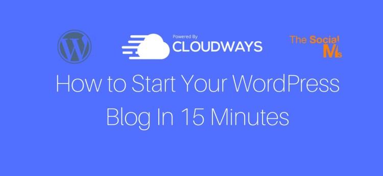 Cloudways 15 Minutes