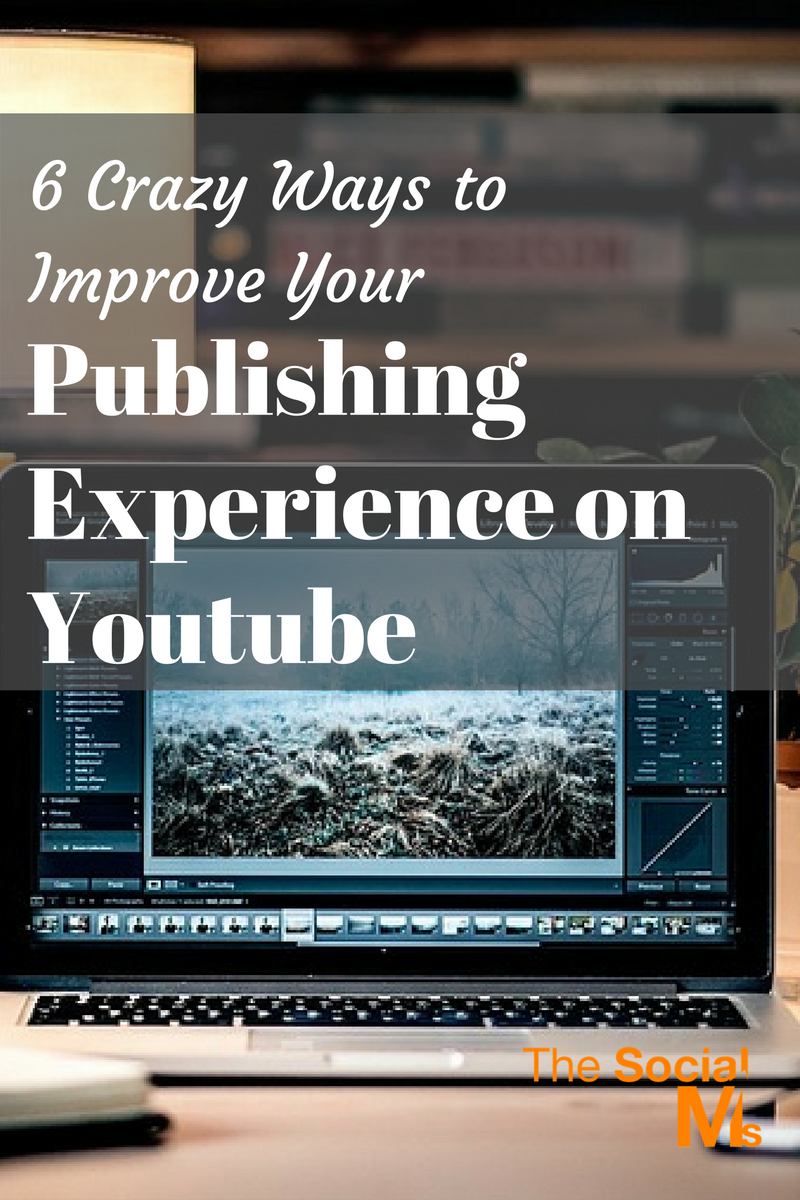 Publishing on YouTube can have a huge effect on your marketing results. These 6 tips help you get more out of your video publishing efforts.