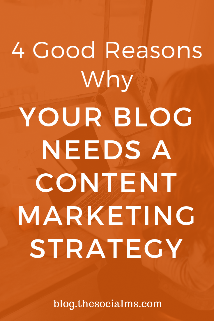 Producing great content is all fine and well, but without a blog content marketing strategy your blog content is likely to fail. Learn here how to us content marketing to take your blog to blogging success. #blogstrategy #bloggingtips #contentmarketing #bloggingforbeginners
