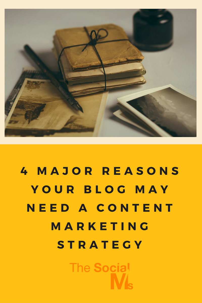 Producing great content is all fine and well, but without a blog content marketing strategy your blog content is likely to fail.