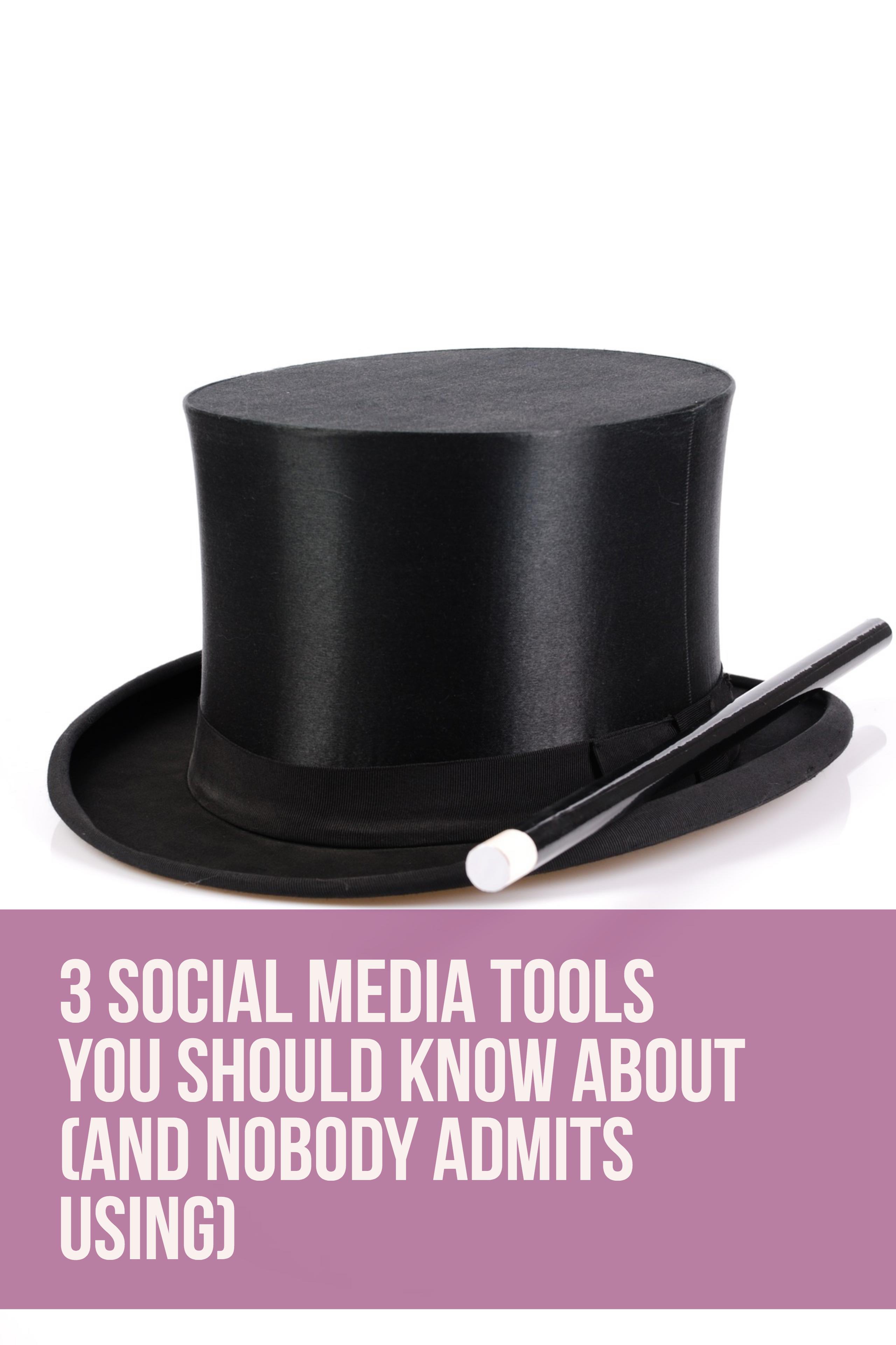 Black Hat social media tools are common - but no one ever admits using them. However, even if you don't use them, you should know what is possible.