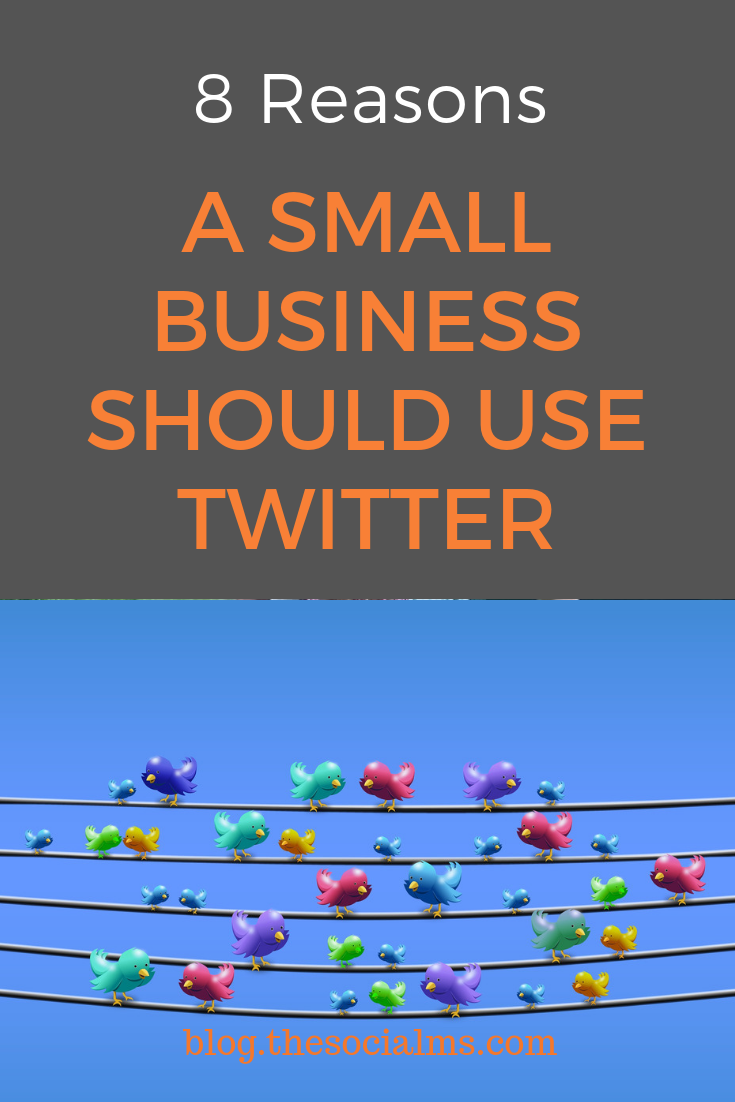 It is not easy for a small business marketer to choose the right social network to grow an audience, generate leads and sales. Twitter is your best friend. There are so many benefits for small businesses if they use Twitter and so many options to grow your business. Get Twitter tips and see how you can use Twitter to grow your small business. #twitter #twittertips #twittermarketing #twitterstrategy #twitterforsmallbusiness