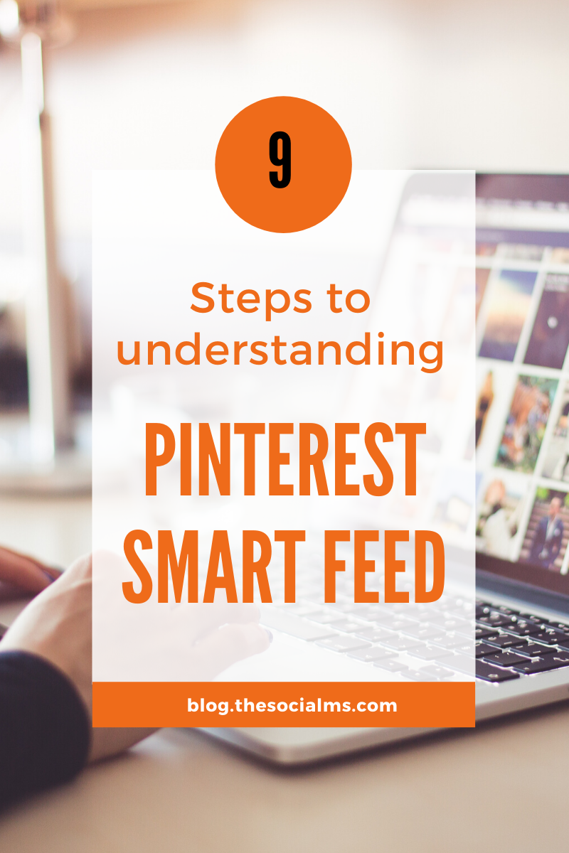 in addition to content from people we follow the Pinterest smart feed also gives us some content from matching interests otherwise related pins. Here is how the smart feed chooses what to show us and in what order. #pinterest #pinterestfeed #pinteresttips #pinterestmarketing #blogtraffic #socialmedia