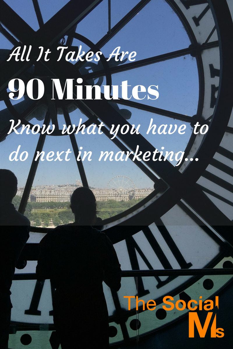 Get expert marketing knowledge at exactly the time when you need it: Your marketing expert for hire - all it takes are 90 minutes.